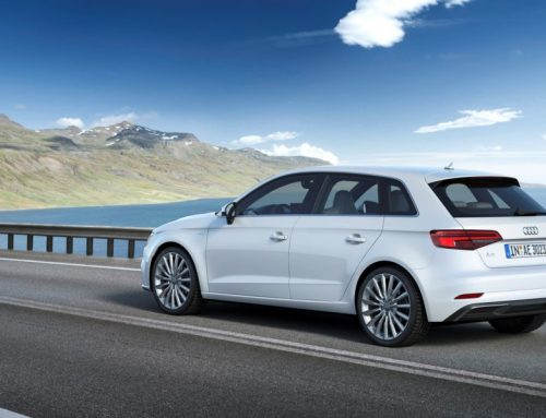 Nuova promo Audi A3 S.Back in Radio